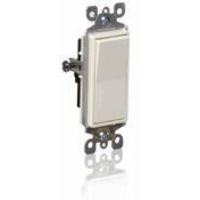 Interrupteur Décora unipolaire 15A, 120V